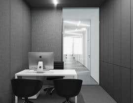Nro 34 kilpailuun I want an office space designed käyttäjältä alokbhagat