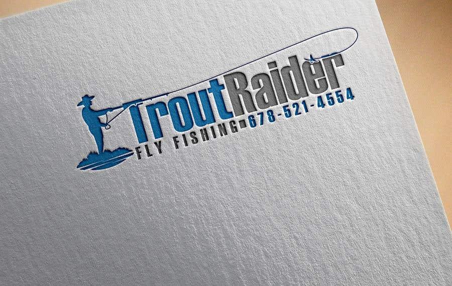 Kilpailutyö #64 kilpailussa TroutRaider Fly Fishing