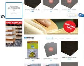 Nro 6 kilpailuun Erstellen eines Web Shops käyttäjältä debbiehireme