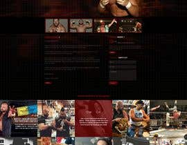 #25 for Update a design for a website by AzmanMD
