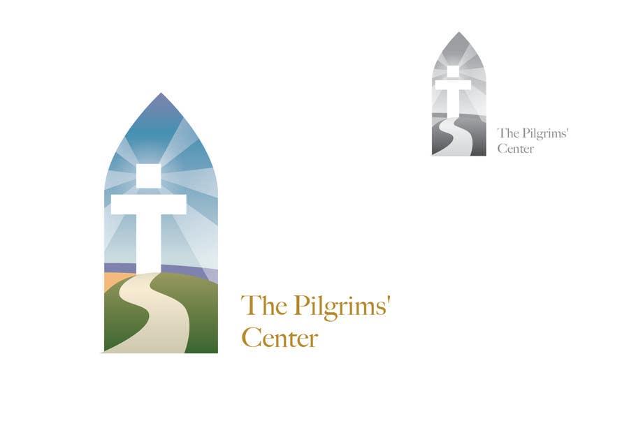 Kilpailutyö #                                        44                                      kilpailussa                                         Logo Design for a Pilgrimage / Catholic Travel Company