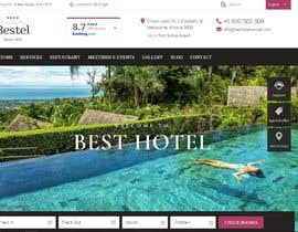 #9 para Desarrollo de un sitio web para hotel pequeño. de KaruX