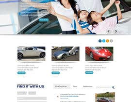 #4 para Index Redesign & UI for http://halifaxautoloans.ca/html/ por marwenos002