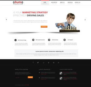 #27 for Website Redesign for Digital Marketing Company by webgik