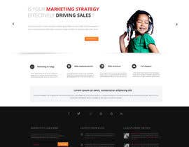 nº 32 pour Website Redesign for Digital Marketing Company par webgik
