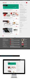 #24 for Website Redesign for Digital Marketing Company by amandachien