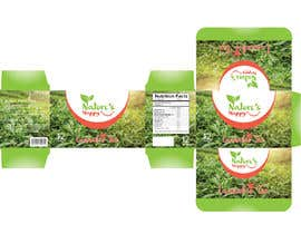 azahermia tarafından Nature's Happy Cannabis Tea - Box design için no 33