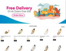#13 for Free Delivery Banner for our website by ajmal32150