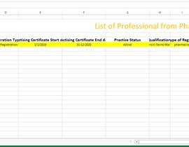 #4 for List of Professional from Pharma Council by mehedihassan4467