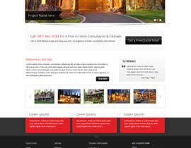 nº 9 pour Website Design and programming for Painter Company par Pavithranmm
