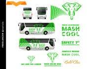 Bài tham dự #12 về Graphic Design cho cuộc thi Need a Complete Design for Bus Branding