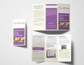 #17 для create a trifold flier for my healing codependency group от Anam827642
