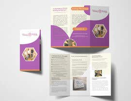 #30 для create a trifold flier for my healing codependency group от Anam827642