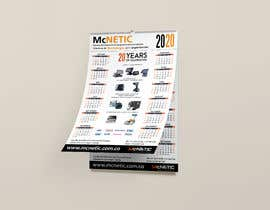 #9 para Diseño Calendario Institucional de mrahman1997
