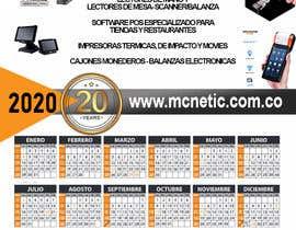 #4 para Diseño Calendario Institucional de Raphoenix