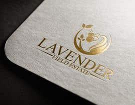 #28 for Lavender Field Estate Logo creation by sohelakhon711111