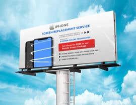 Nro 45 kilpailuun Ecover and banner for iPhone Replacement screen service käyttäjältä leandeganos