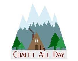 SarahLee1021 tarafından Chalet All Day LLC Logo için no 31