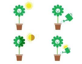 Nro 8 kilpailuun Basic Plant Icon Designs needed käyttäjältä JunaidFatyana