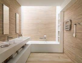 Nro 14 kilpailuun Luxury bathroom design - 1 käyttäjältä jairopicco