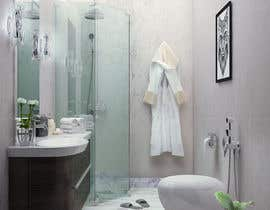 #25 for Luxury bathroom design - 1 af Kri0817