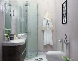 Nro 25 kilpailuun Luxury bathroom design - 1 käyttäjältä Kri0817