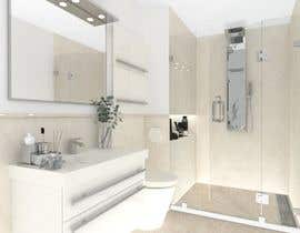 #19 for Luxury bathroom design - 1 af SaeidDavoodi
