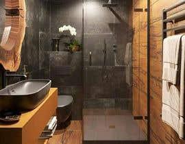 Nro 12 kilpailuun Luxury bathroom design - 1 käyttäjältä robmendz08