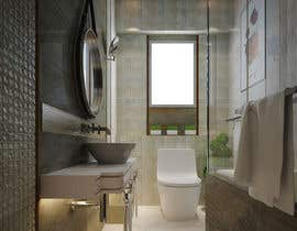 #46 cho Luxury bathroom design - 1 bởi alokbhagat