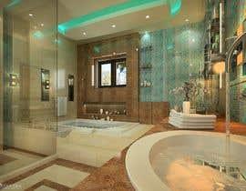 #9 for Luxury bathroom design - 2 by ebrahim0177922