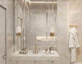 #38 for Luxury bathroom design - 2 by gaurimore