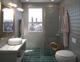 #37 dla Luxury bathroom design -  3 przez LonaBoth