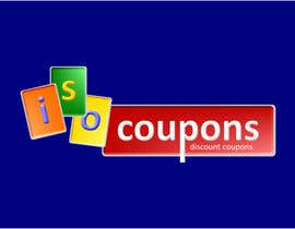 #36 for Logo Design for isocoupons.com af sirrom