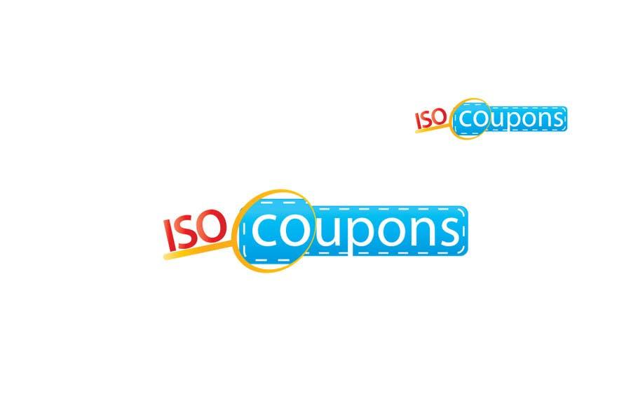 Bài tham dự cuộc thi #                                        115                                      cho                                         Logo Design for isocoupons.com