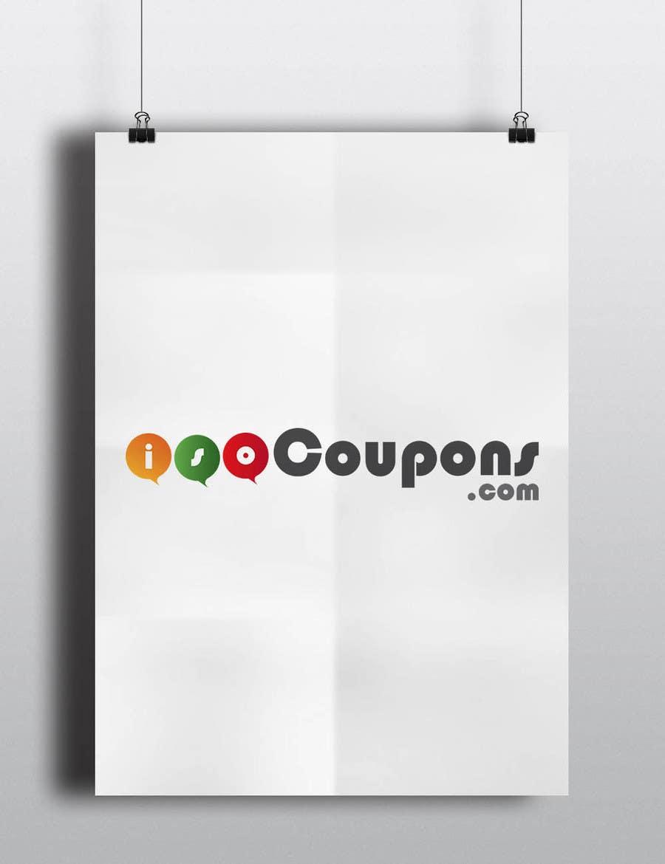 Bài tham dự cuộc thi #                                        92                                      cho                                         Logo Design for isocoupons.com
