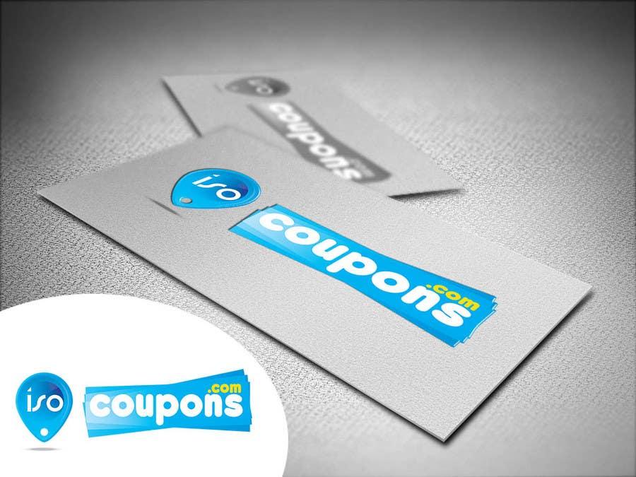 Bài tham dự cuộc thi #                                        108                                      cho                                         Logo Design for isocoupons.com