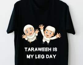 #35 untuk Muslim shirt design needed oleh Morjina