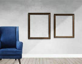 #3 for Mockup for 5 posters in a room with a modern interior design by hosamh3