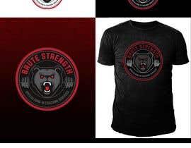 #145 for Logo Design - Brute Strength by Ovaisriz