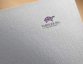 nº 67 pour Design a logo in the shape of a turtle par shahinurislam9