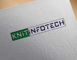 #14 for Logo Design for knitinfotech by azlur