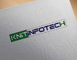 #20 for Logo Design for knitinfotech by azlur