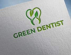 Nro 110 kilpailuun GREEN DENTIST LOGO käyttäjältä gd398410