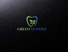 Nro 129 kilpailuun GREEN DENTIST LOGO käyttäjältä jai700882