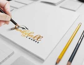 #99 for Create a logo name for eye lashes. af klal06