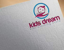 #36 for Kids Clothing Store Logo by giusmahmud