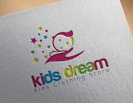 #45 for Kids Clothing Store Logo by giusmahmud