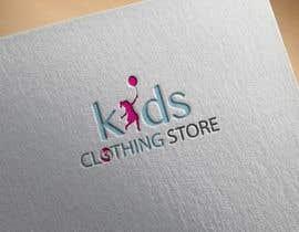 #12 for Kids Clothing Store Logo by nilufarlizu