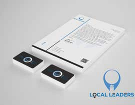 #235 for Brand identity, logo paper and business card by DesignerNoman66