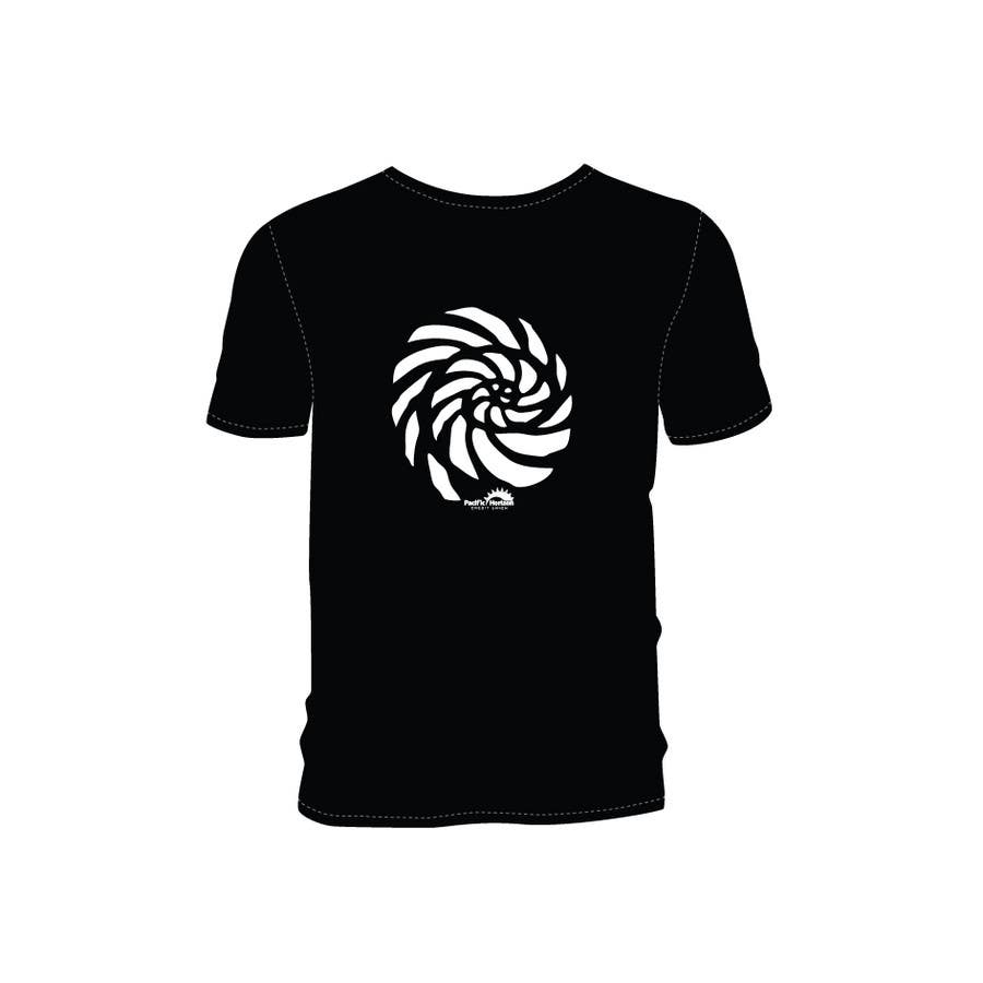 Inscrição nº                                         8                                      do Concurso para                                         T-shirt Design for Credit Union